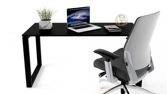 Письмові та комп'ютерні столи прямі