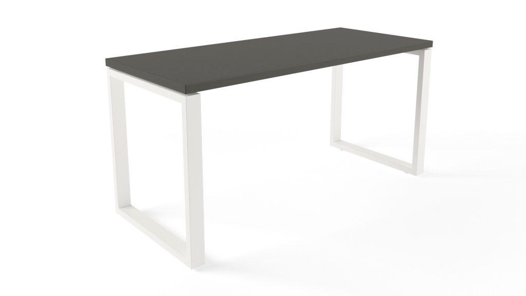 стіл письмовий сірий am03