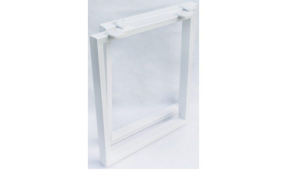 опора біла для стола am-l-01
